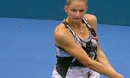 Urmăriți tenisul live și pariați pe WTA Praga cu Pliskova, Sevastova și Wang